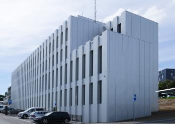 Police cantonale Fribourg - bâtiment administratif MAD3