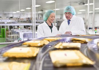 Berufsbildung in der Lebensmitteltechnologie
