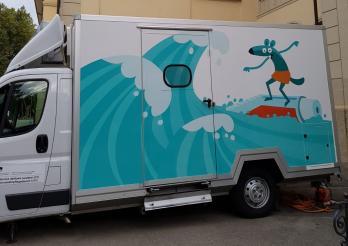 Clinique mobile - mobile Zahnklinik
