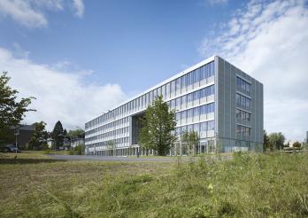 Gebäude des LSVW und des AfU in Givisiez