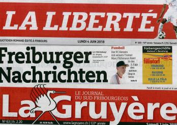Collection des journaux fribourgeois BCU