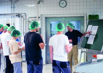 Lebensmitteltechniker-in HF