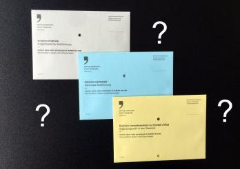 Election et votation 4 mars 2018 - Wahlen und Abstimmung 4. März 2018