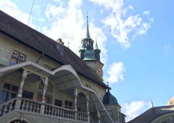 Hôtel cantonal - Rathaus