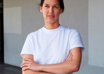 Mélanie Gobet wird das Berliner Künstleratelier des Kantons Freiburg beziehen