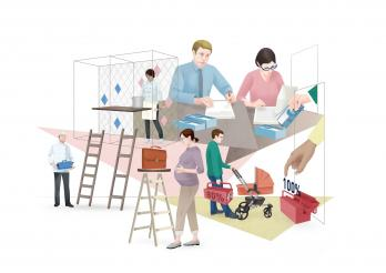 L'égalité dans la vie professionnelle et dans l'administration cantonale