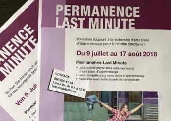 Last Minute - permanence 2018