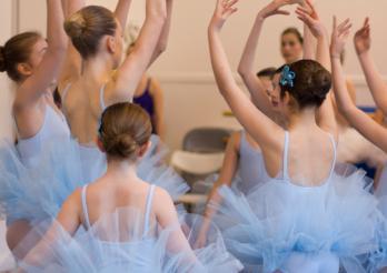 Klassisches Tanz