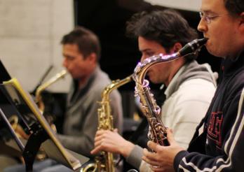 Jazz (Klarinette, Saxophon, Querflöte)