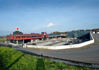 Zone de développement de Birch, à Düdingen
