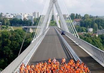 Photo du Service des ponts et chaussées