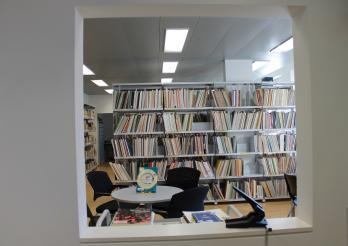 Bibliothek - Bestände