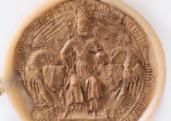 Siegel Kaiser Karls IV. (1366)