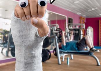 Fitness - moins de 100 c'est pour les mauviettes