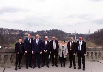 Le Conseil d'Etat 2018  - Der Staatsrat 2018