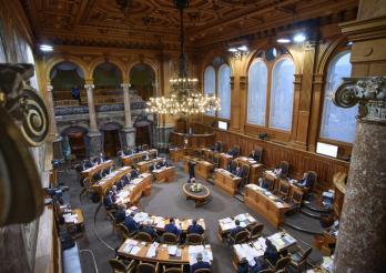 Salle du Conseil des Etats