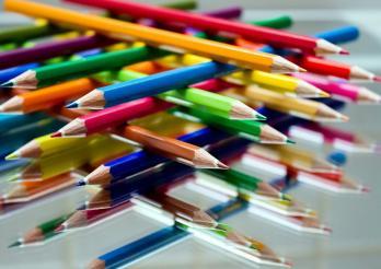 Crayons couleur
