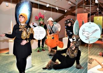 Die Global Trotters laden sich zum Musikfestival ein!