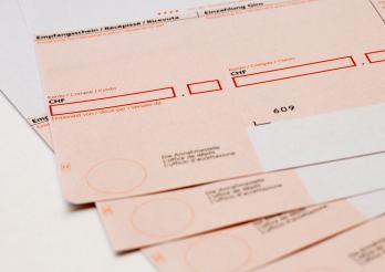 Payer impôts / Steuern zahlen