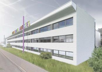 Zur Förderung des freiburgischen Kunstschaffens unterstützt der Staat Freiburg das Künstlerhaus