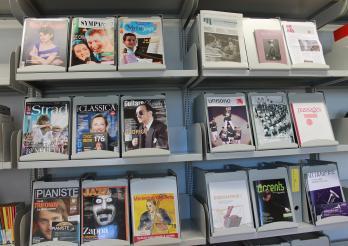Bibliothek - Allgemeine Informationen