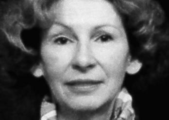 Roselyne Crausaz, ancienne Conseillère d'Etat/alte Staatsrätin, (1943)