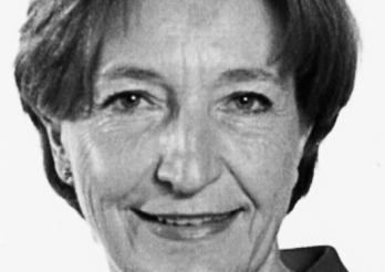 Ruth Lüthi, ancienne Conseillère d'Etat/alte Staatsrätin, (1991-2006)