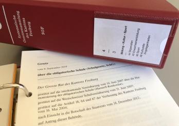 systematische Gesetzessammlung des Kantons Friburg, Bildung - Kultur - Sport