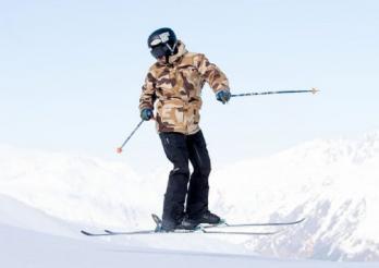Pratique du ski