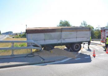 Verkehrsunfall Düdingen