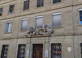 Bâtiment de la Chancellerie d'Etat