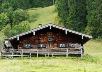 Chalet d'alpage - Alphütte