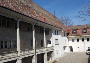 Château - Schloss Châtel-St-Denis
