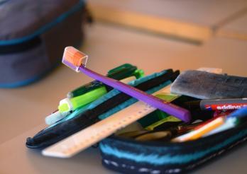 Gemeinden, Schulen und Zahnbehandlungen