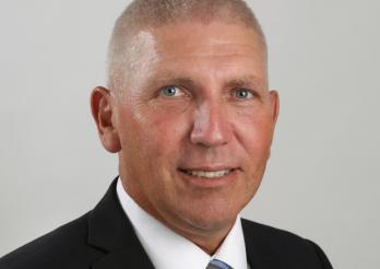 Marc Andrey, chef de la Police de sûreté