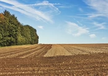 Protection des milieux naturels dans l'agriculture