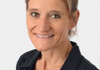 Catherine Moser Jenni - déléguée germanophone à l'enfance et à la jeunesse