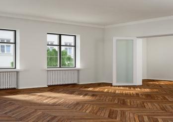 Zunahme der leer stehenden Wohnungen