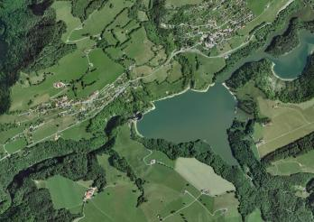Etablissement du registre foncier fédéral de la commune de Châtel-sur-Montsalvens