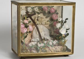 Inconnu, «Petit paradis» à l'Enfant Jésus, XIXe siècle