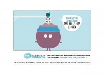 www.psygesundheit.ch/de - Betrifft uns alle