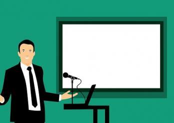 image du cours : technique de présentation