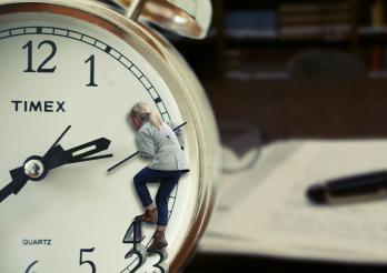 """Image du cours : """"Gérer son temps et sa fonction"""""""