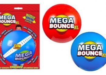 Photo de la balle géante Mega Bounce XL