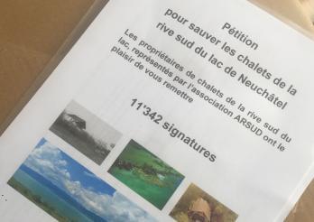 Einreichung einer Petition