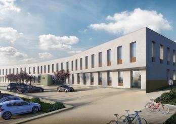 Phonak Communications prévoit de construire un nouveau bâtiment à Morat