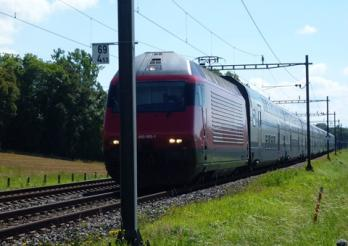 Train CFF / SBB Zug