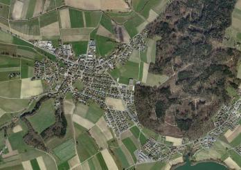 Etablissement du registre foncier fédéral de la commune de Gurmels
