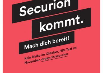 Securion - HIV-Tests - www.drgay.ch/de/securion