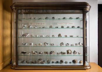 Minéraux du Binntal - Collection Baumhauer